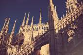 Katedra Duomo Włochy — Zdjęcie stockowe