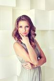 Beautiful Glamour woman — Stock Photo