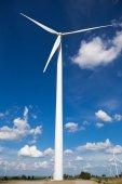 Wind-Turbine — Stock Photo