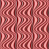 Design sömlös färgglad mosaikmönster — Stockvektor