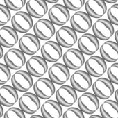 Design seamless monochrome grid pattern — Stockvector