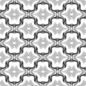 Design seamless decorative trellised pattern — Stockvector