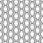 Design seamless monochrome grid pattern — Stock Vector #55343351