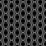 Design seamless monochrome grid pattern — Stock Vector #57708477