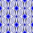 Design seamless colorful helix motion pattern — Vettoriale Stock  #60664661