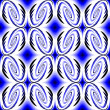 Design seamless colorful helix motion pattern — Stok Vektör #60664661