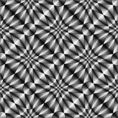 Design seamless geometric trellised pattern — Stock Vector
