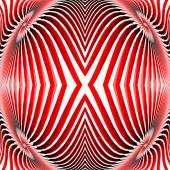 Design colorful illusion background — Stock Vector