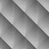 Design seamless monochrome grid pattern — Stock Vector