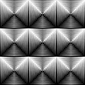 Design seamless diamond trellised pattern — Stock Vector