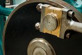 Crank Wheel — Stock Photo
