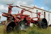 Old Red Plough — Stock fotografie