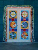 Colorful Doors — Stock Photo