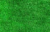 Plastic Green Grass — Stock Photo