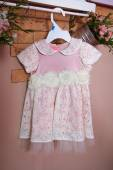 Baby dress — Stock Photo