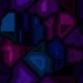 Abstract seamless digital technology pattern — Stock Photo