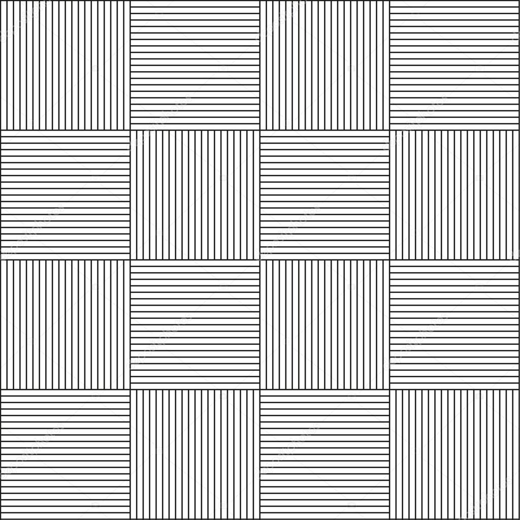 Printables Horizontal Line And Vertical Line seamless horizontal and vertical line pattern stock vector 62537587