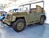 Military jeep Skoda 973 Babeta — Stock Photo