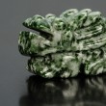 ������, ������: Carved jadeite dragon