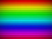 Kolorowa tęcza tło z cieniami — Wektor stockowy