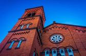 A church in York, Pennsylvania. — Stock Photo