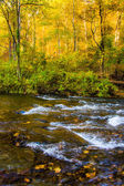 Cascades on the Gunpowder River in Gunpowder Falls State Park, M — Stock Photo
