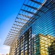 Evening light on the Pennsylvania Convention Center in Philadelp — Stock Photo #52584739