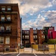 Old buildings in Baltimore, Maryland. — Stock Photo #52596705