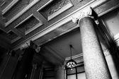 Interior of the National Postal Museum, Washington, DC.  — Stock Photo