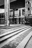 Modern byggnad i centrala richmond, virginia. — Stockfoto