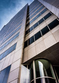 Modern office building in Harrisburg, Pennsylvania.  — Stock Photo