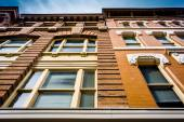 Old architecture in Baltimore, Maryland.  — Stock Photo