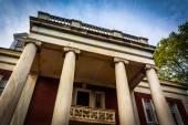 Old architecture in Hanover, Pennsylvania.  — Stock Photo