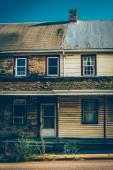 Old house in Abbottstown,  Pennsylvania.  — Stock Photo