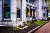 Old house in Harrisburg, Pennsylvania.  — Stock Photo