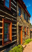 Old house in New Oxford, Pennsylvania.  — Stock Photo