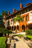 Ponce de Leon Hall at Flagler College, St. Augustine, Florida.  — Stock Photo