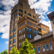 The Jackson Building in downtown Asheville, North Carolina. — Stock Photo #52607443