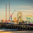 The Steel Pier at Atlantic City, New Jersey. — Stock fotografie #52609173