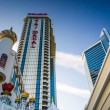 The Trump Taj Mahal, in Atlantic City, New Jersey. — Stock Photo #52609349