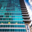 Постер, плакат: The Zenith Apartment Building in Baltimore Maryland