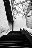 Staircase in the National Gallery of Art, Washington, DC.  — Stock Photo