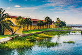 The Anchorage Inn, in St. Augustine, Florida.  — Stock Photo
