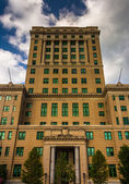 The Buncombe County Courthouse in Asheville, North Carolina.  — Stock Photo