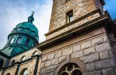 The Cathedral Parish of Saint Patrick in Harrisburg, Pennsylvani — Stock Photo