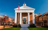 The Courthouse in Winchester, Virginia.  — Stock Photo