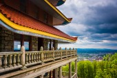 The Pagoda in Reading, Pennsylvania.  — Stock Photo