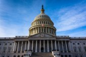 The United States Capitol, in Washington, DC.  — Stock Photo