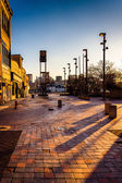 The abandoned Old Town Mall in Baltimore, Maryland.  — Stock Photo