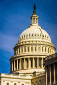 The dome of the United States Capitol, in Washington, DC.  — Stockfoto